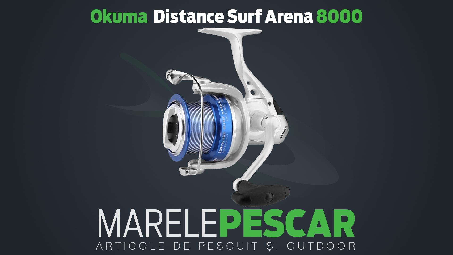 Okuma Distance Surf Arena 8000