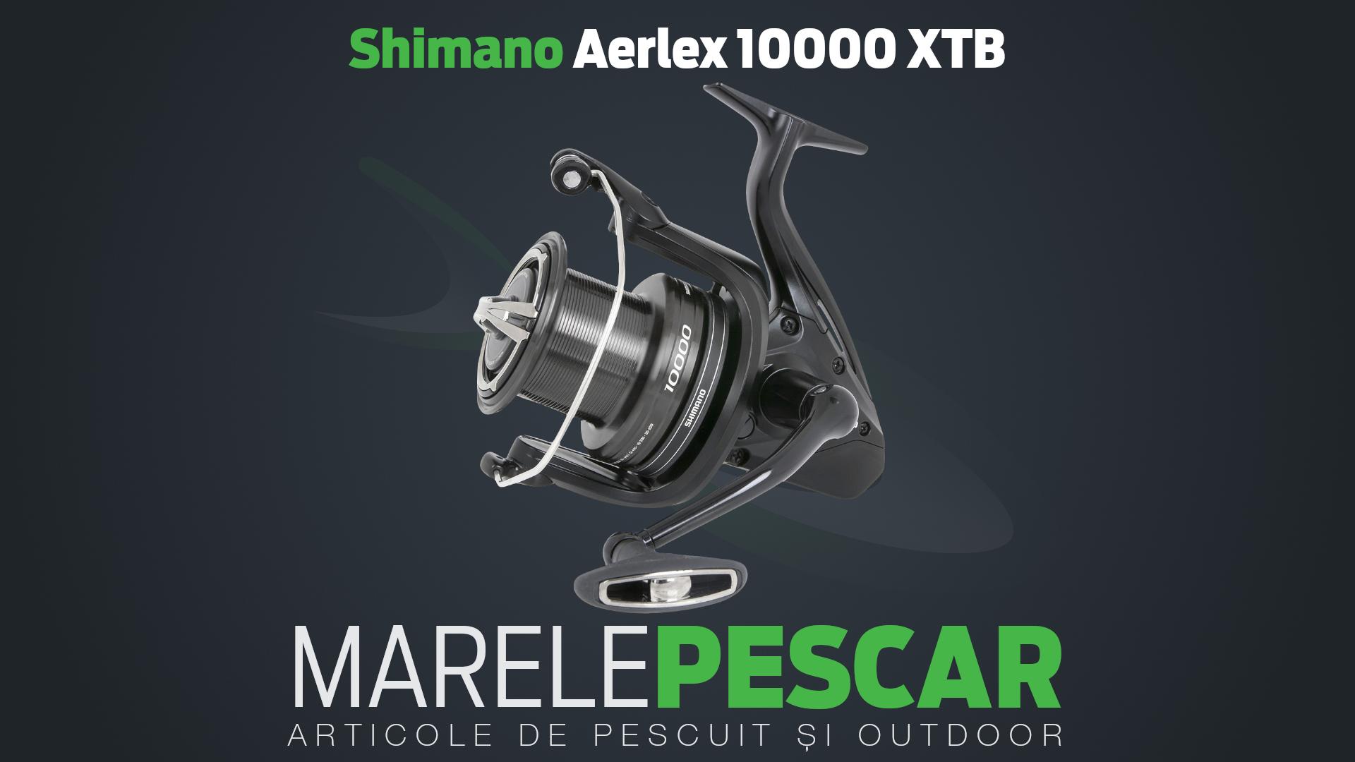 Shimano Aerlex 10000 XTB