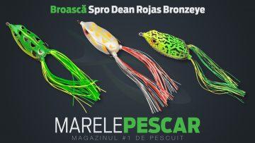 Broasca Spro Dean Rojas Bronzeye