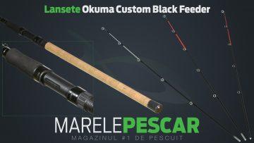 Lansete Okuma Custom Black Feeder