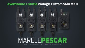 Avertizoare + stație Prologic Custom SMX MKII