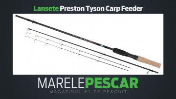 Lansete Preston Tyson Carp Feeder