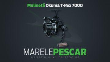 Mulinetă Okuma T-Rex 7000