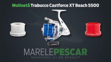 Mulinetă Trabucco Castforce XT Beach 5500