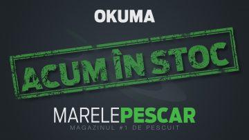 OKUMA (acum în stoc)