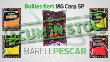 Boilies Fiert MG Carp SP (acum in stoc)