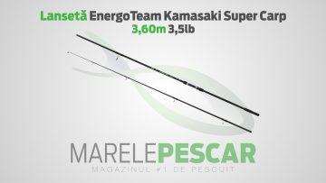 Lansetă EnergoTeam Kamasaki Super Carp