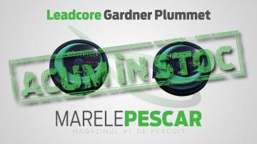 Leadcore Gardner Plummet (acum in stoc)