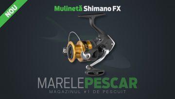 Mulinetă Shimano FX