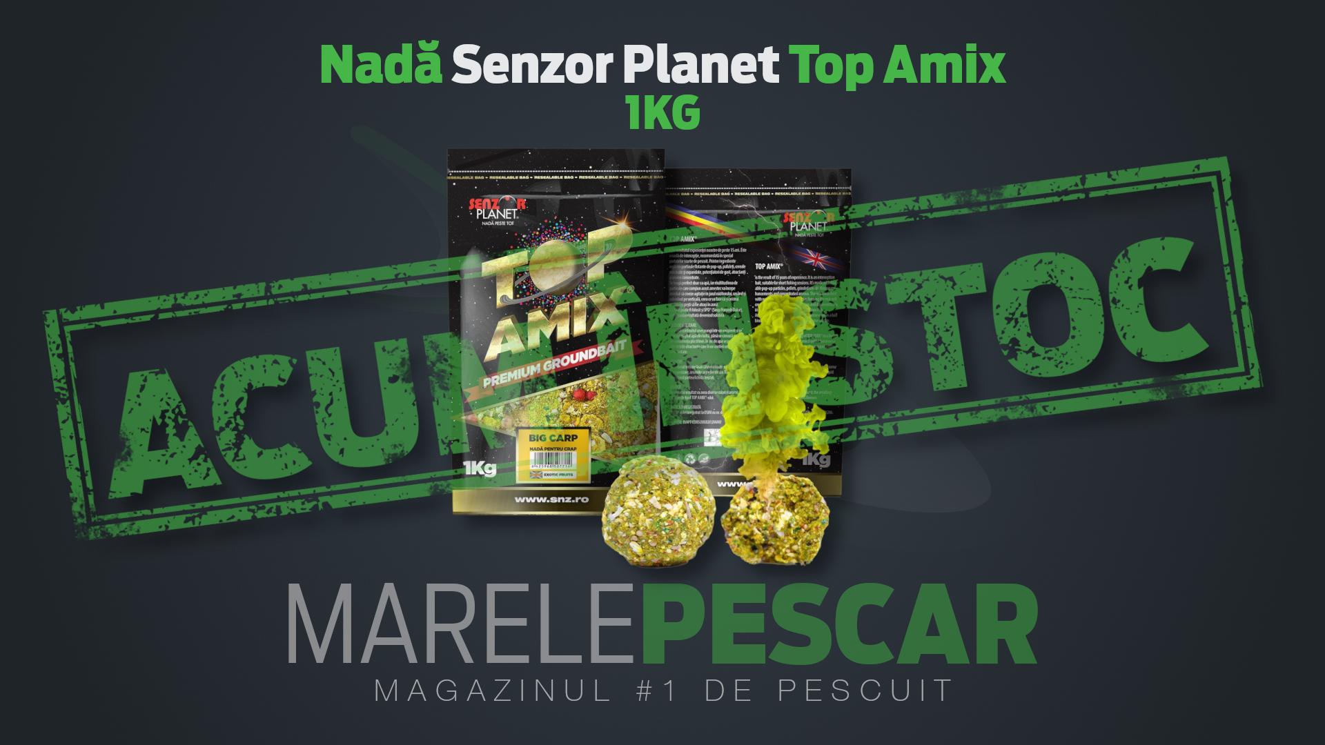 Nadă Senzor Planet Top Amix (acum în stoc)