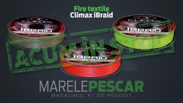 Fire textile Climax iBraid (acum in stco)