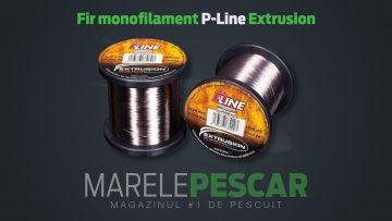 Fir monofilament P-Line Extrusion