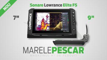 Sonare Lowrance Elite FS