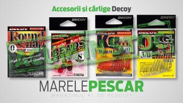 Accesorii și cârlige Decoy (acum in stoc)