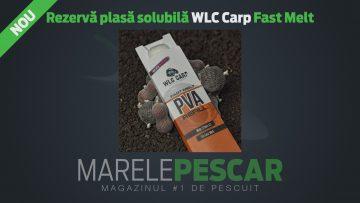 Rezervă plasă solubilă WLC Carp Fast Melt PVA Refill