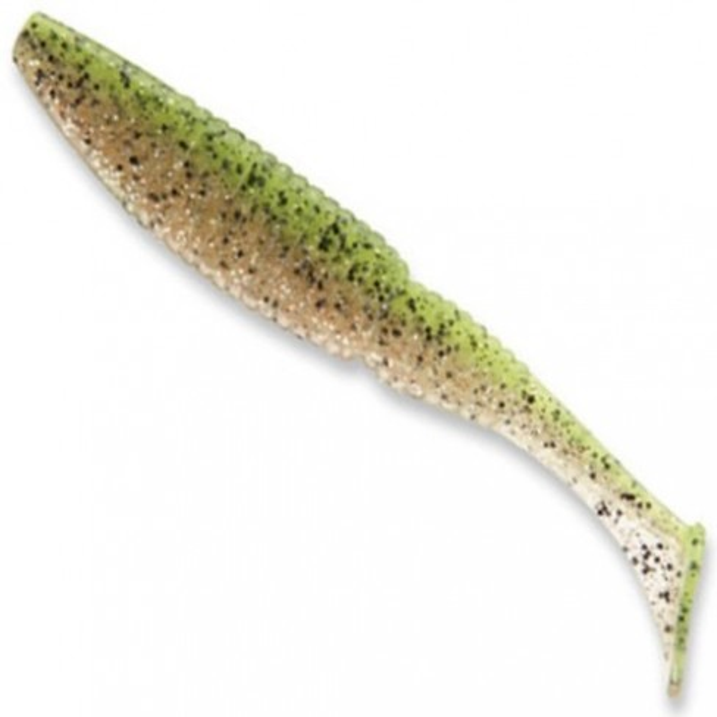 Shad Daiwa D-Swim, Chartreuse Ayu, 14cm, 4buc/plic