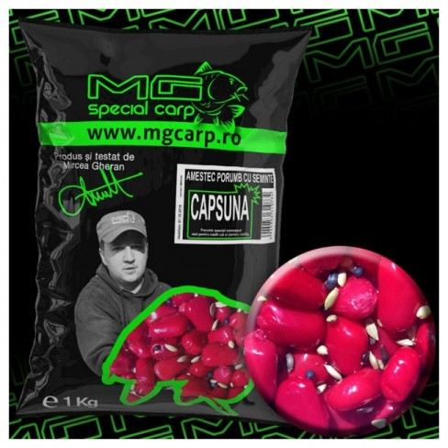 Amestec Porumb/Seminte MG Carp, 1kg