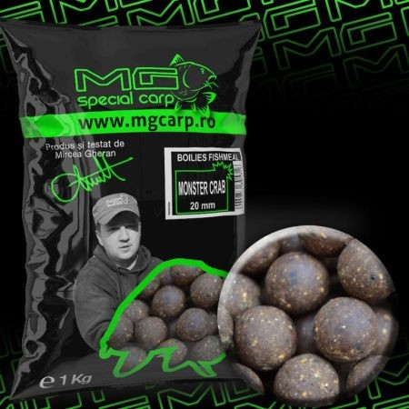 Boilies MG Special Carp Fishmeal 20mm 1kg