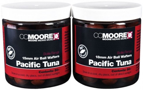 Boilies Critic Echilibrat CC Moore Pacific Tuna Air Ball Wafters