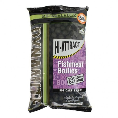 Boilies Dynamite Baits Squid & Octopus 15mm 1kg