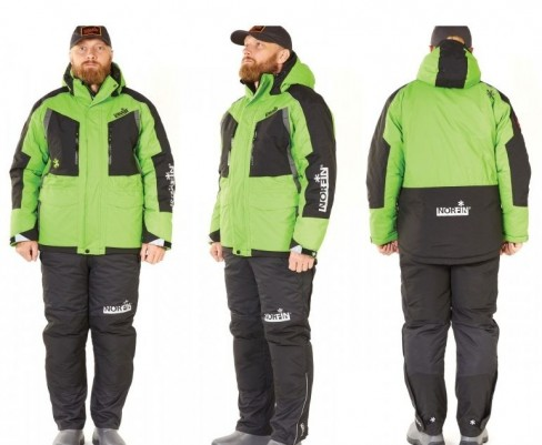 Costum de Iarna Norfin Discovery 2 Limited Edition