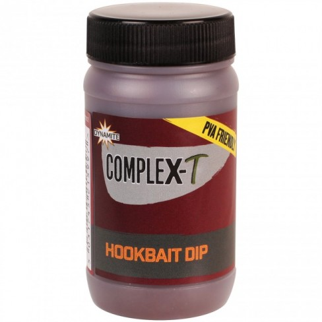 Dip Dynamite Baits Complex-T Hookbait Dip 100m