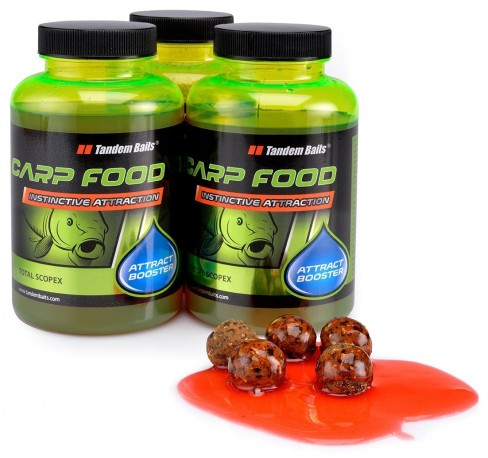 Atractant Lichid Tandem Baits Attract Booster, 300ml