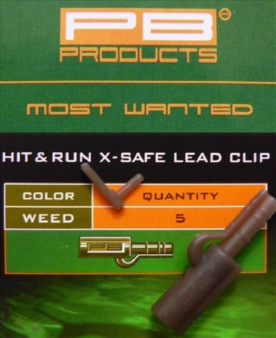 PB Products Hit&Run Leadclip