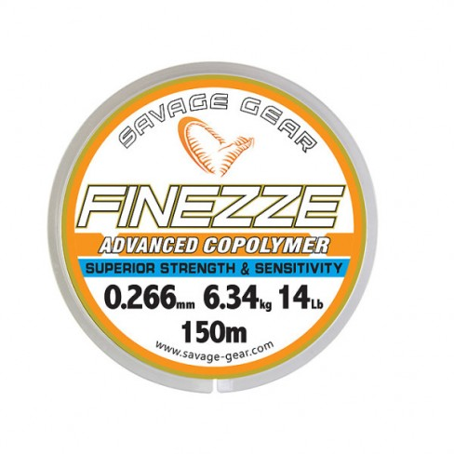 Fir Monofilament Savage Gear Finezze 150m