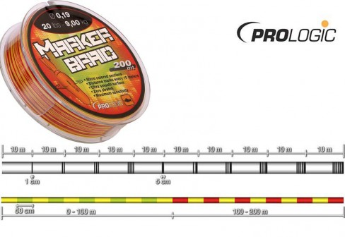 Fir Prologic Marker Braid 200m