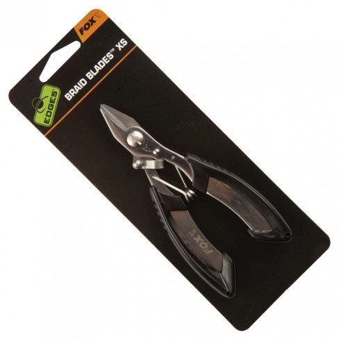 Foarfeca Fox Edges Braid Blades XS