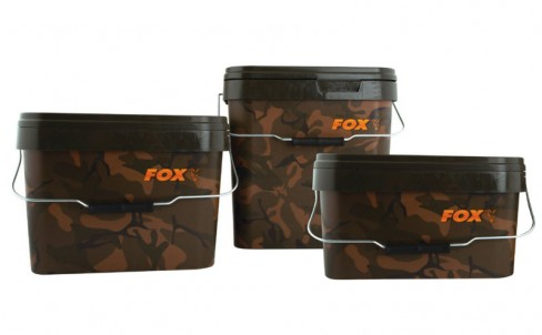 Galeata Fox Camo Square