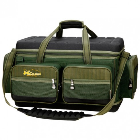 Geanta K-Karp Attraction Hard Carryall