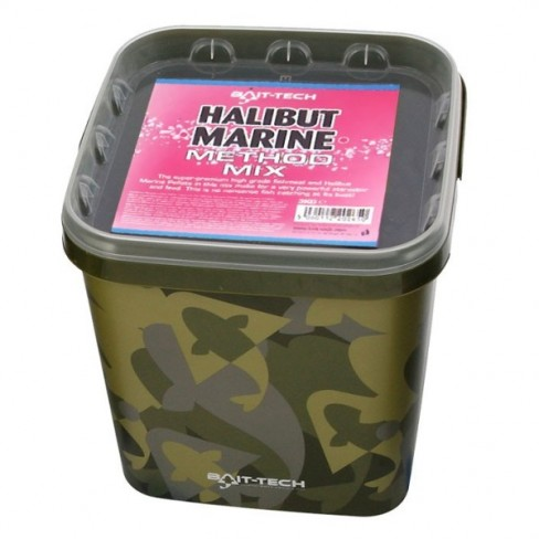 Nada Bait-Tech Halibut Marine Method Mix 3kg