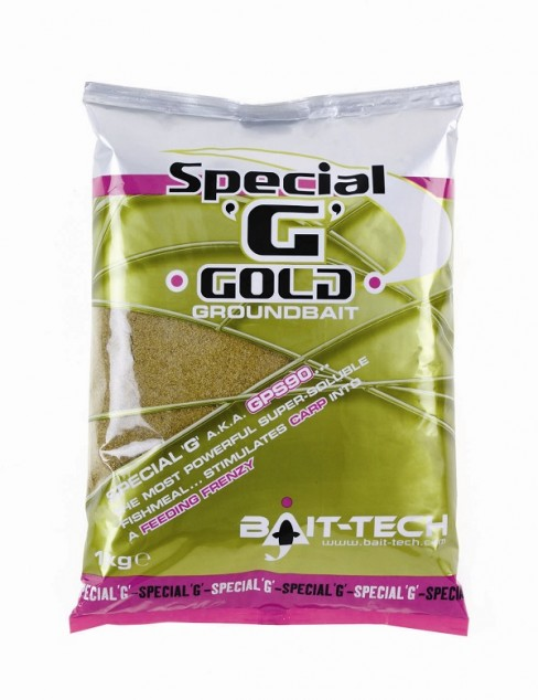 Nada Bait-Tech Special G Gold 1kg