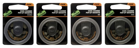 Plumbi Fox Kwik Change Pop Up Weights