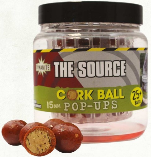 Pop-up Dynamite Baits Source Foodbait Cork Ball