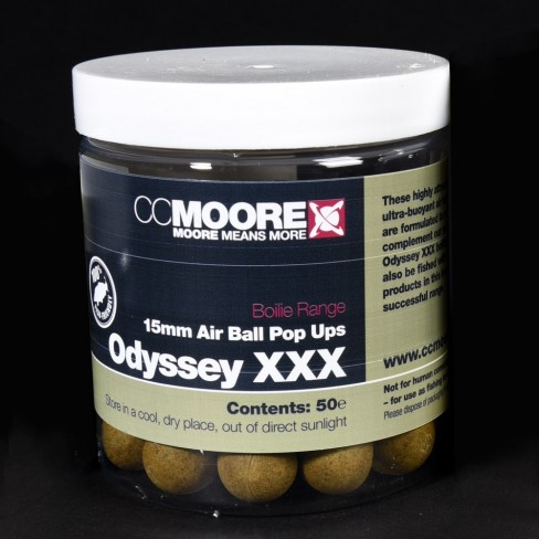 Pop Up CC Moore Odyssey XXX Air Ball