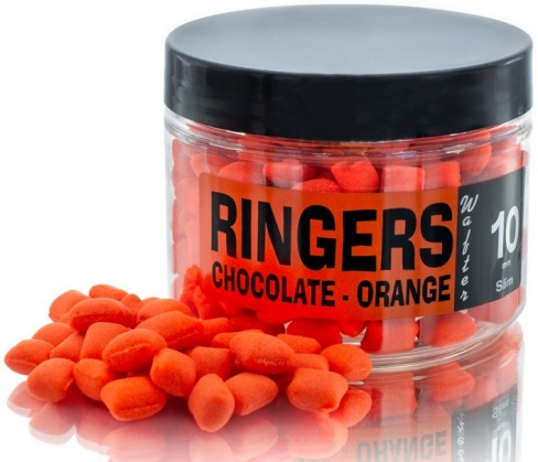 Pop Up Critic Echilibrat Ringers Wafters Slim Chocolate, 10mm, 70g