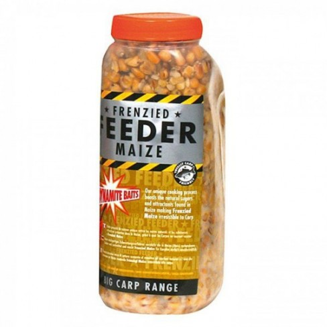 Porumb Preparat Dynamite Baits Frenzied Feeder Maize 2.5l