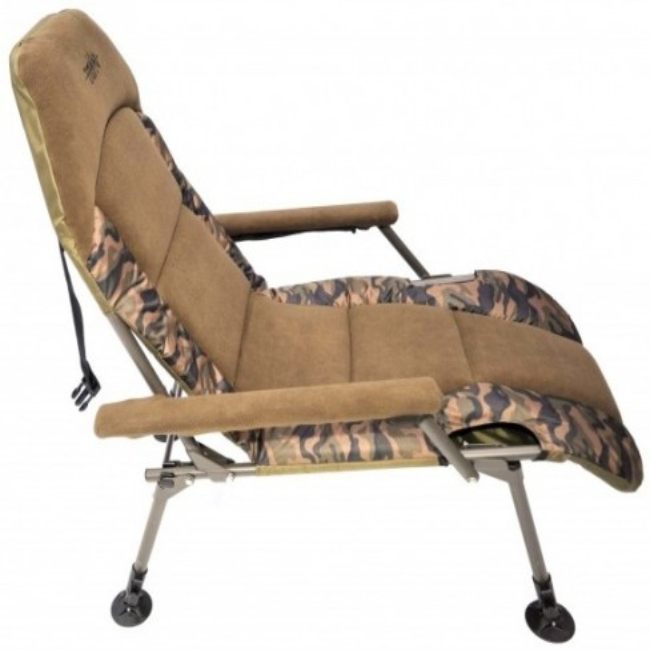 Scaun Trakko Arm Chair ALU 201051A, Cotiere din Fleece, 52x62/38-48cm