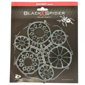Set EnergoTeam Black Spider Pellet