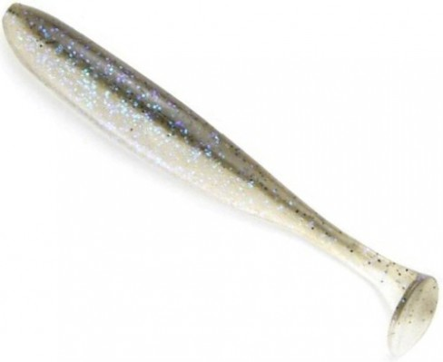 Shad Keitech Easy Shiner, Electric Shad (440), 8.9cm, 7buc/plic