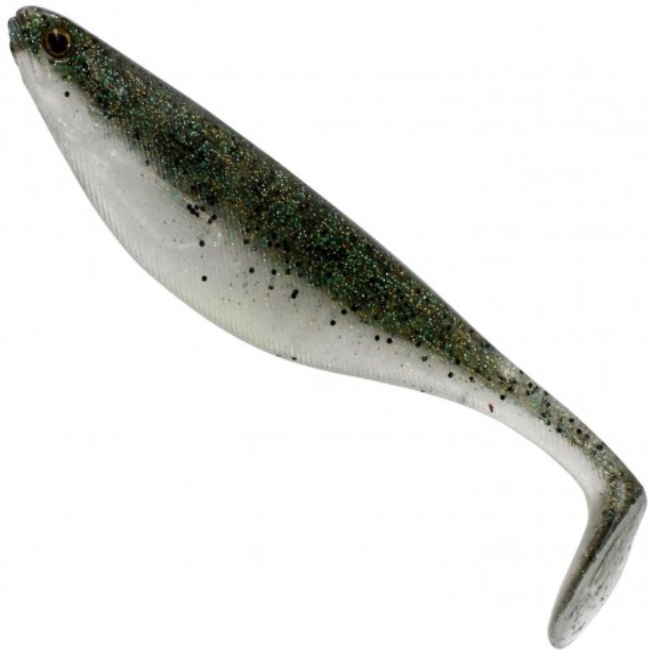 Shad Westin Shadteez, Culoare Sparkling Green, 12cm, 15g, 2bucplic