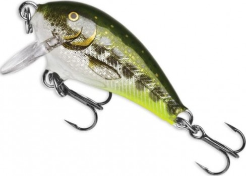 Vobler Rapala Mini Fat Rap OGMD 3cm/4g