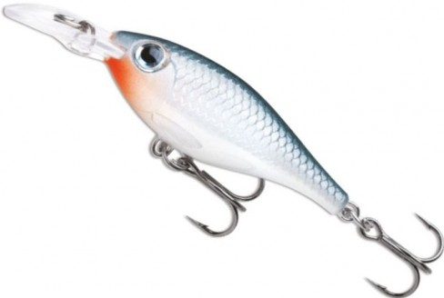 Vobler Rapala Ultra Light Shad SD 4cm/3g