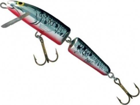 Vobler Salmo Fanatic Floating IF7F, SI, 7cm, 5g