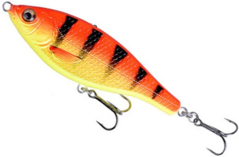 Vobler Savage Gear 3D Roach Jerkster Slow Sinking, Golden Ambulance, 11.5cm, 37g