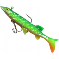 Naluca Spro Super Natural Pike, Toxic, 12cm, 29g, 2buc/plic