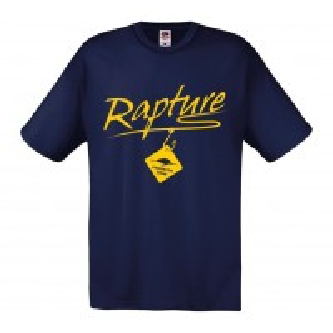 Tricou Rapture Predator Zone T-Shirt, Navy